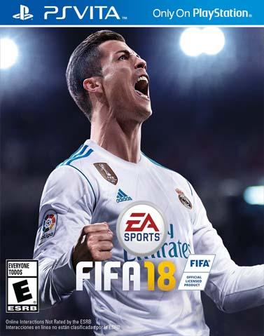 FIFA 18 Ps Vita