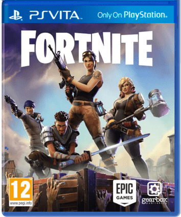 Fortnite Ps vita